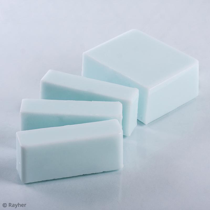 Moule pour savon et béton - Bloc rectangulaire 10,5 x 6,5 cm - Photo n°3