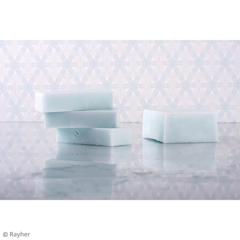 Moule pour savon et béton - Bloc rectangulaire 10,5 x 6,5 cm - Photo n°4