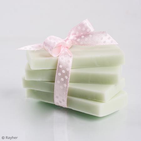 Moule pour savon et béton - Bloc rectangulaire 10,5 x 6,5 cm - Photo n°2