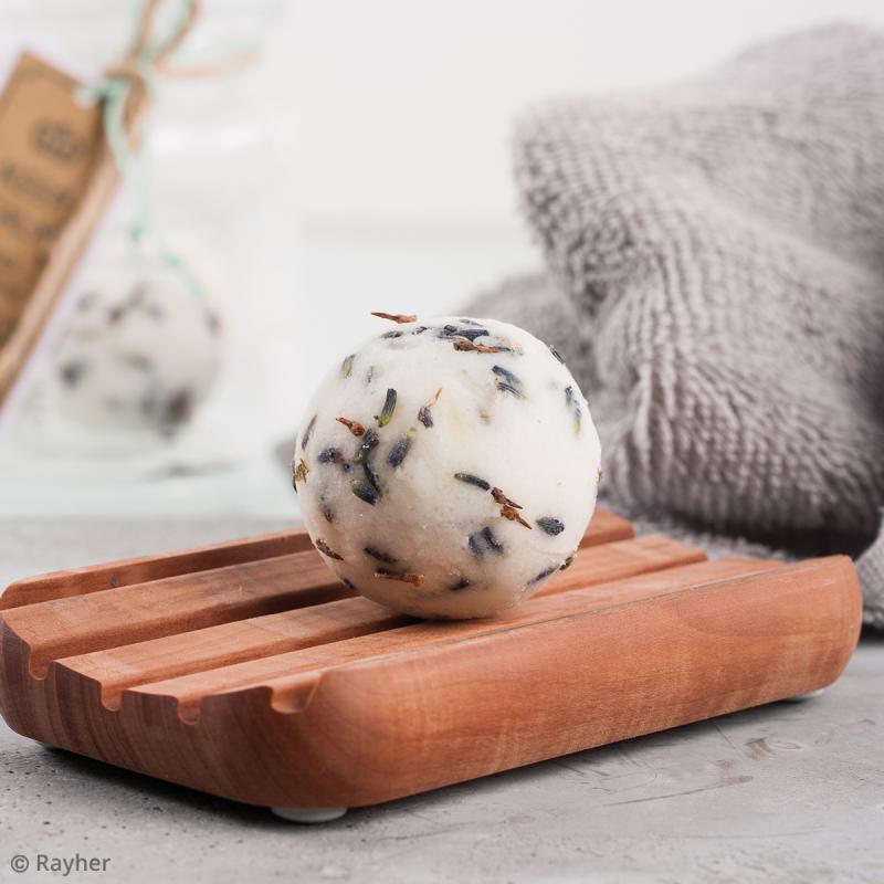 Mélange pour boules de bain pétillantes - 400 g - Photo n°2