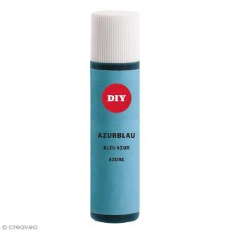 Colorant pour savon - Bleu azur - 10 ml