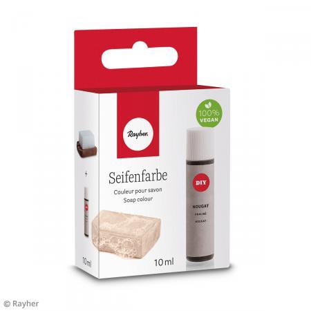 Colorant pour savon - Marron Praliné - 10 ml - Photo n°3