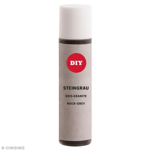 Colorant pour savon - Gris granite - 10 ml - Photo n°1