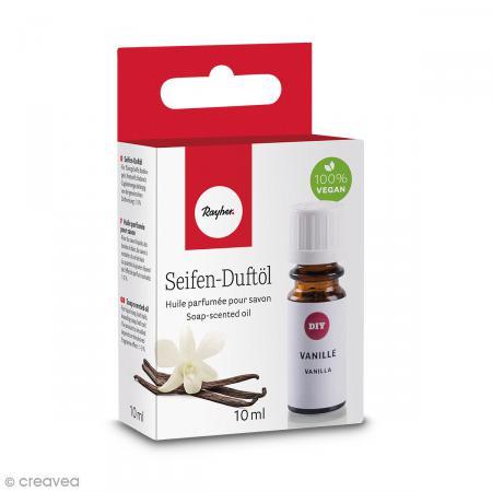 Huile parfumée pour savon - Vanille - 10 ml - Photo n°1
