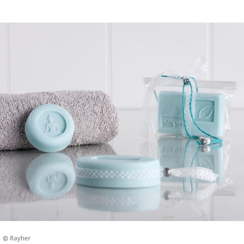 Kit DIY Savon à couler - Pour 3 savons - Photo n°3