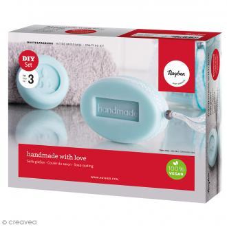 Kit DIY Savon à couler - Pour 3 savons