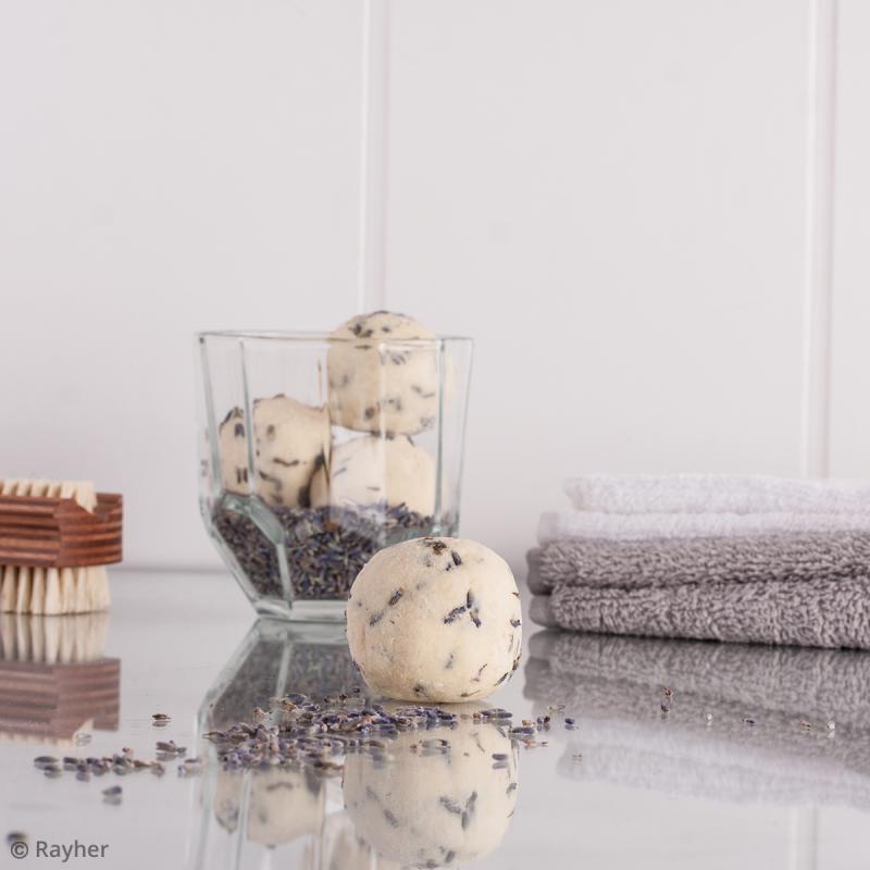 Kit boules de bains Lavande - Photo n°3