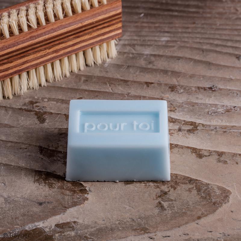Labels Merci, Pour toi et Unique - Tampons pour savon De 3 à 5 cm - 3 pcs - Photo n°2