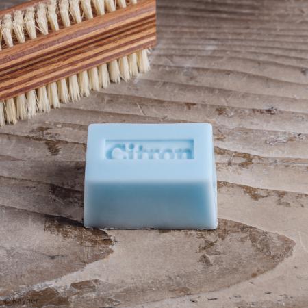 Labels Rose, Citron, Lavande - Tampons pour savon De 3 à 5 cm - 3 pcs - Photo n°3