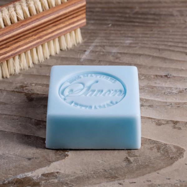 Label Naturel artisanal - Tampon pour savon 45 mm - Photo n°2