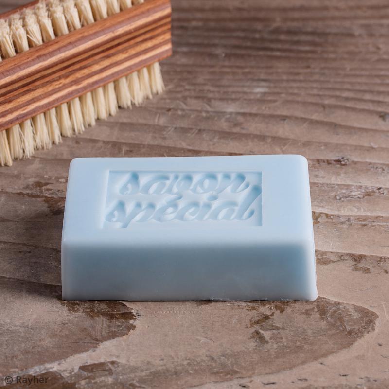Label Savon spécial - Tampon pour savon 40 x 65 mm - Photo n°3