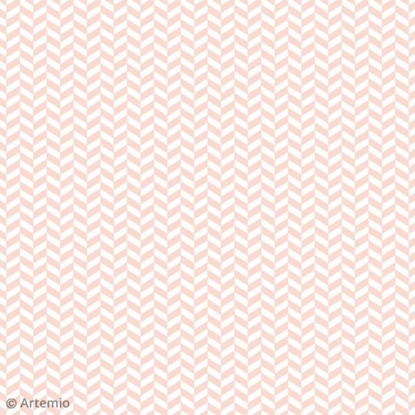 Papier Scrapbooking Artemio - Scandisweet - 30,5 x 30,5 cm - 40 pcs - Photo n°5
