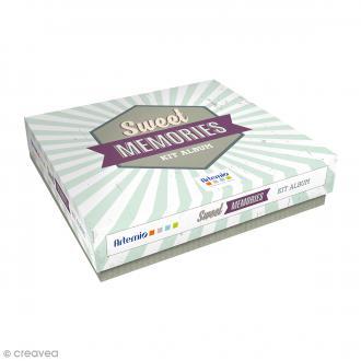 Kit album Scrapbooking - Sweet memories