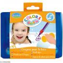 Crayons pour le bain - Colors bath - 10 pcs