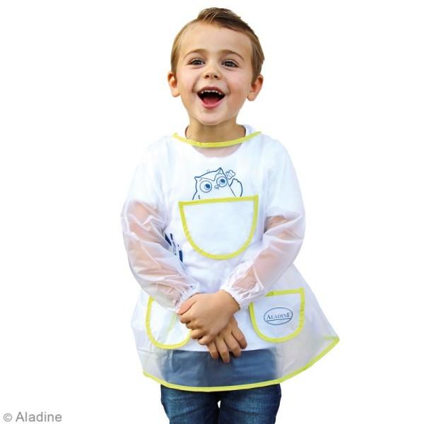 Tablier de peinture pour enfant - Taille 3 à 5 ans - Photo n°2