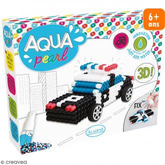 Coffret Aqua Pearl Voiture de police