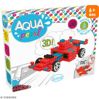 Coffret Aqua Pearl Voiture F1