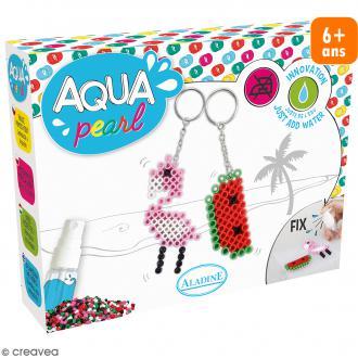 Petit coffret Aqua Pearl Porte clé Floride