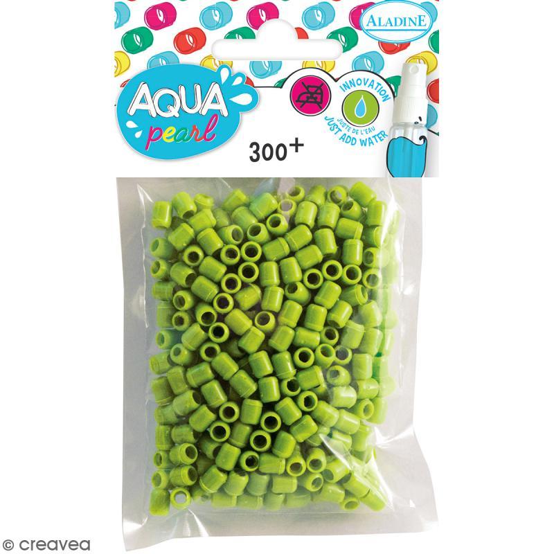 Recharge Aqua Pearl - Vert clair - 300 pcs - Photo n°1
