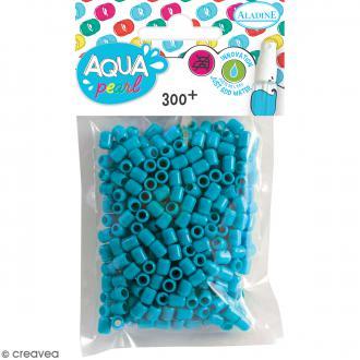 Recharge Aqua Pearl - Bleu clair - 300 pcs