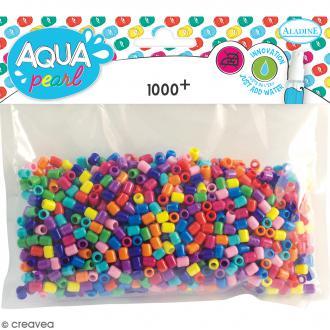 Recharge Aqua Pearl - Mix de couleurs - 1000 pcs