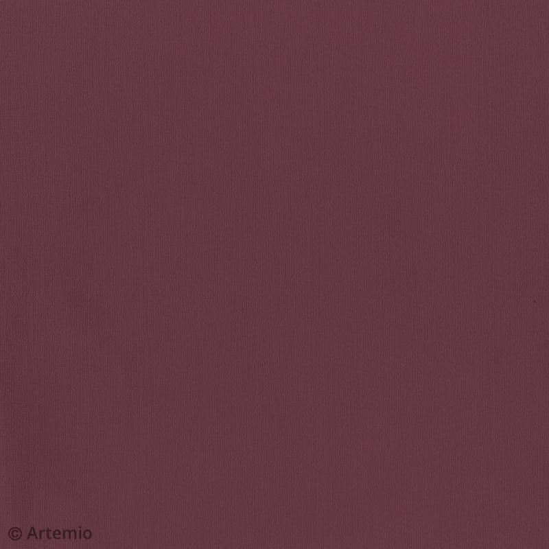 Papier Scrapbooking Artemio - Texture toile - Set de 50 Feuilles de 30,5 x 30,5 cm - Photo n°3
