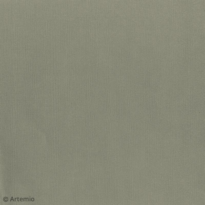 Papier Scrapbooking Artemio - Texture toile - Set de 50 Feuilles de 30,5 x 30,5 cm - Photo n°6