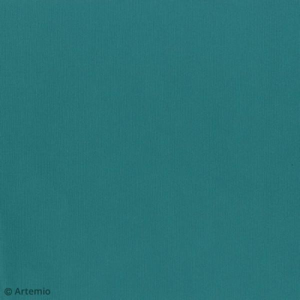 Papier Scrapbooking Artemio - Texture toile - Set de 50 Feuilles de 30,5 x 30,5 cm - Photo n°2