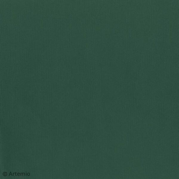 Papier Scrapbooking Artemio - Texture toile - Set de 50 Feuilles de 30,5 x 30,5 cm - Photo n°4