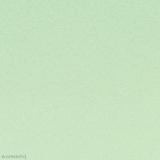 Feutrine épaisse - Pastel vert - 2 mm