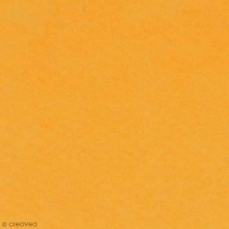 Feutrine épaisse - Pastel orange - 2 mm