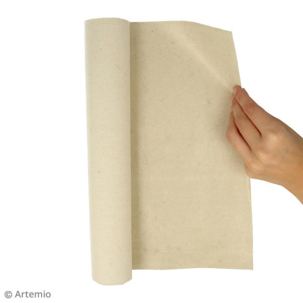 Coupon de tissu - 30 x 90 cm - 4 pcs - Photo n°4