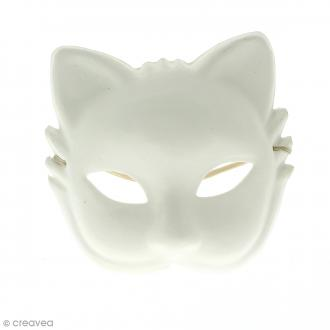 Masque de Venise Chat - 30 x 19 cm