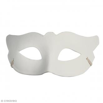 Masque de Venise Loup - 20 x 10 cm