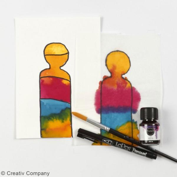 Peinture aquarelle Aqua Pigment - Différentes couleurs - 30 ml - Photo n°2