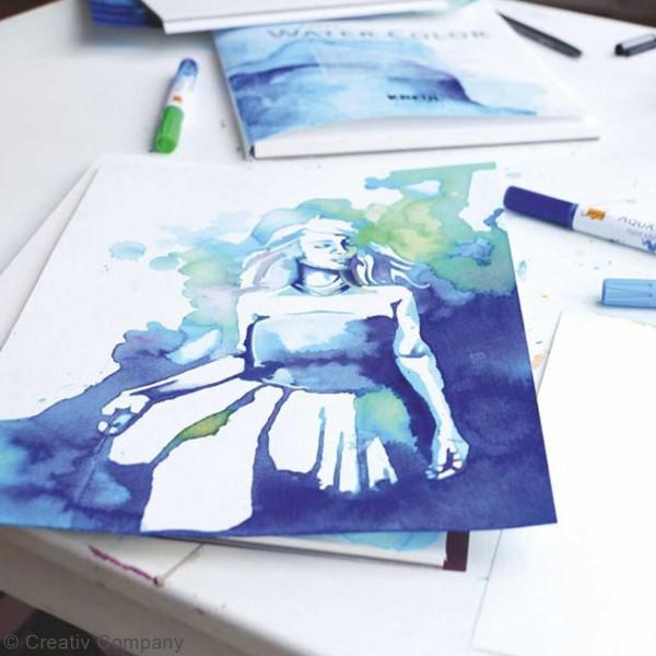 Feutre aquarelle Solo Goya - Différents coloris - Photo n°3