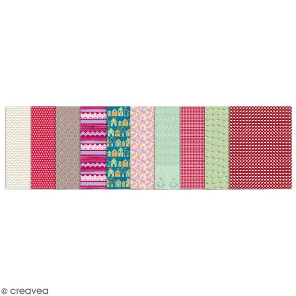 Set de 30 feuilles Gluepatch - Pack atelier - 30 x 40 cm - Photo n°1