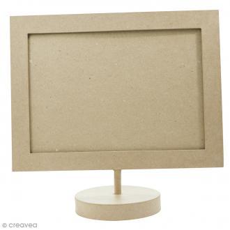 Cadre pour format A4 en papier maché Décopatch - 34,5 x 24 cm