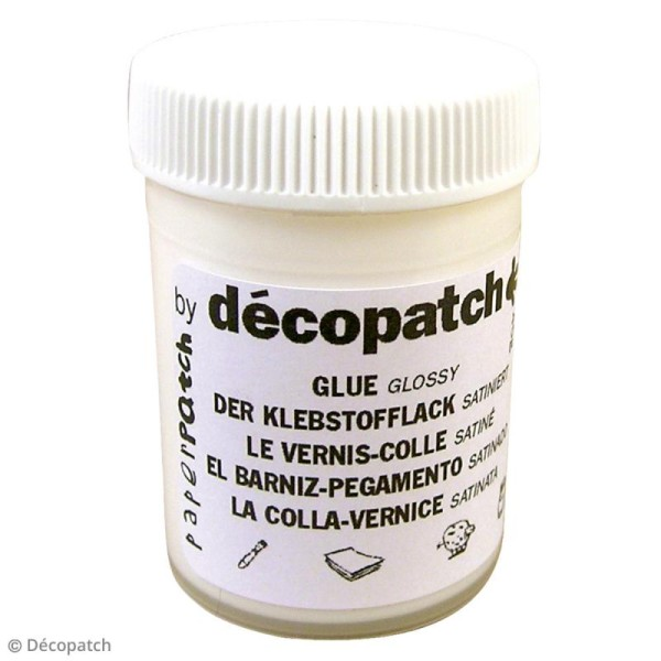 Mini kit créatif Welcome Décopatch - Chauve-souris - Photo n°5