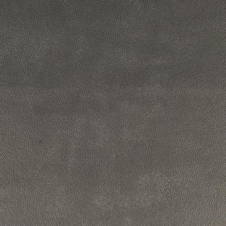 Feuille simili cuir - Gris anthracite - 30 x 30 cm