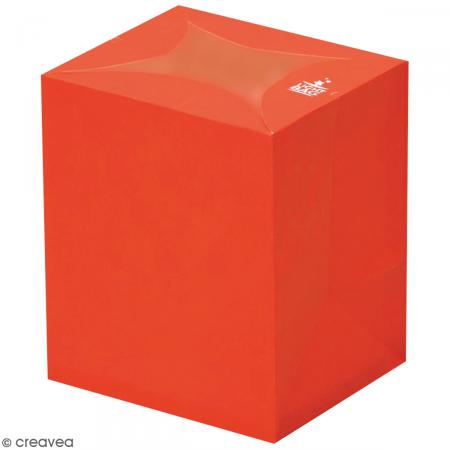 lanterne en papier non inflammable rouge lanterne en papier creavea. Black Bedroom Furniture Sets. Home Design Ideas
