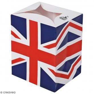 Lanterne en papier non inflammable - Drapeau Angleterre