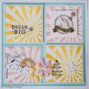 Tampon bois Believe - 4 x 5 cm - Photo n°2