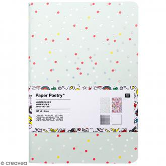 Carnets Bloc-Notes - Magical Summer - A5 - 2 pcs