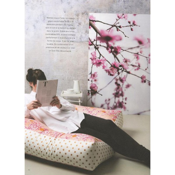 Le petit livre de couture de Rico - Toile de Jouy - Photo n°4