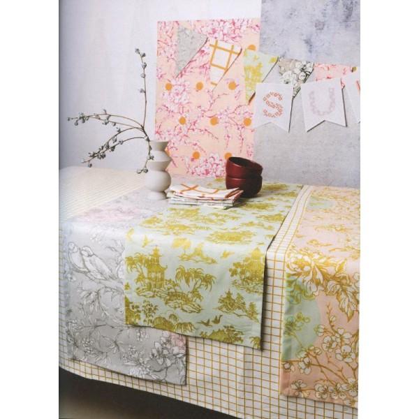 Le petit livre de couture de Rico - Toile de Jouy - Photo n°6