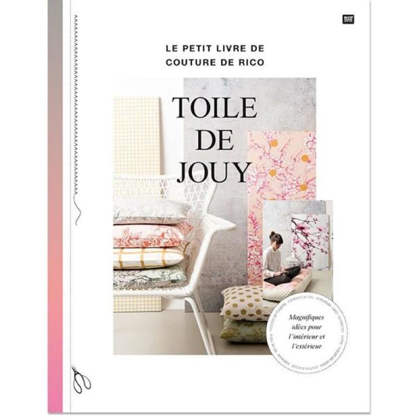Le petit livre de couture de Rico - Toile de Jouy - Photo n°1