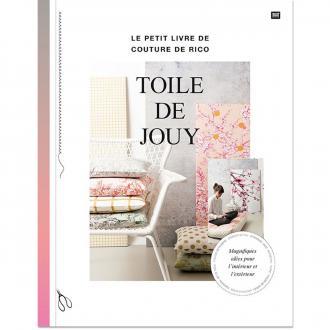 Le petit livre de couture de Rico - Toile de Jouy