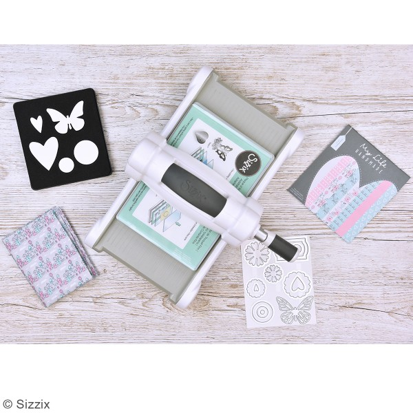 Big Shot Starter Kit - Machine de coupe et accessoires - Photo n°3