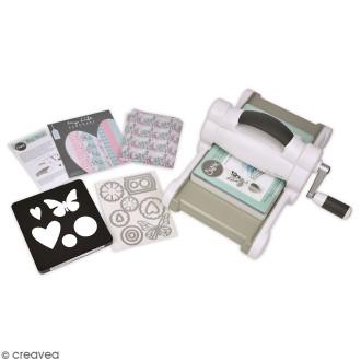 Big Shot Starter Kit - Machine de coupe et accessoires